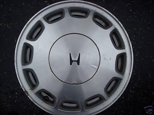 Honda Accord 92 93 Rim Wheel Alloy Used 12 Spoke 15