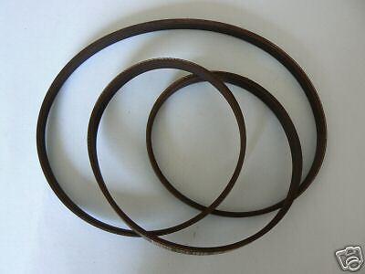 GENUINE WHIRLPOOL TUMBLE DRYER BELT SPARES / PARTS P/N 481235818186