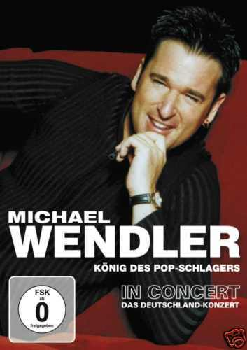 Michael Wendler - In Concert 2003 - DVD NEU Alte Liebe rostet nicht
