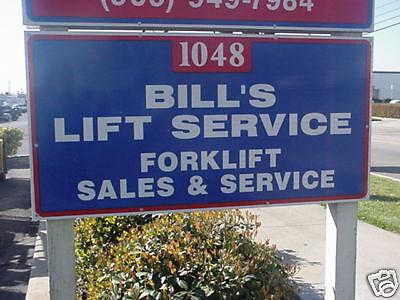 Forklift parts 101