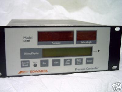 Edward 1800 Pressure Controller, 328554