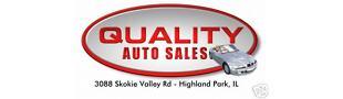 Quality Auto Sales - Highland Park