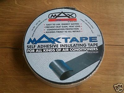 air conditioning pipe insulation. air conditioning pipe insulation lagging maxflex tape